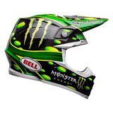 Bell Moto-9 Carbon Flex MC Monster Replica 2018  Motocross Helmet