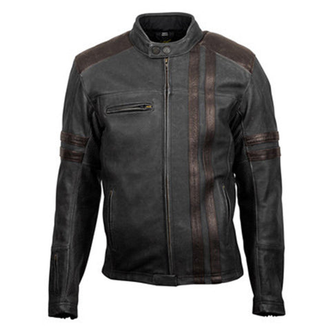 Scorpion 1909 Vintage Leather Jacket