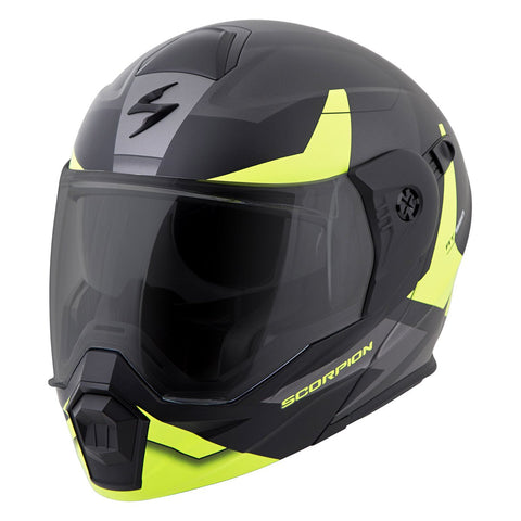 Scorpion EXO-AT950 Cold Weather Helmet w/Dual Pane Shield