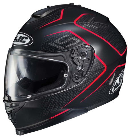 HJC Helmets IS-17 Lank Full-Face Street Helmet