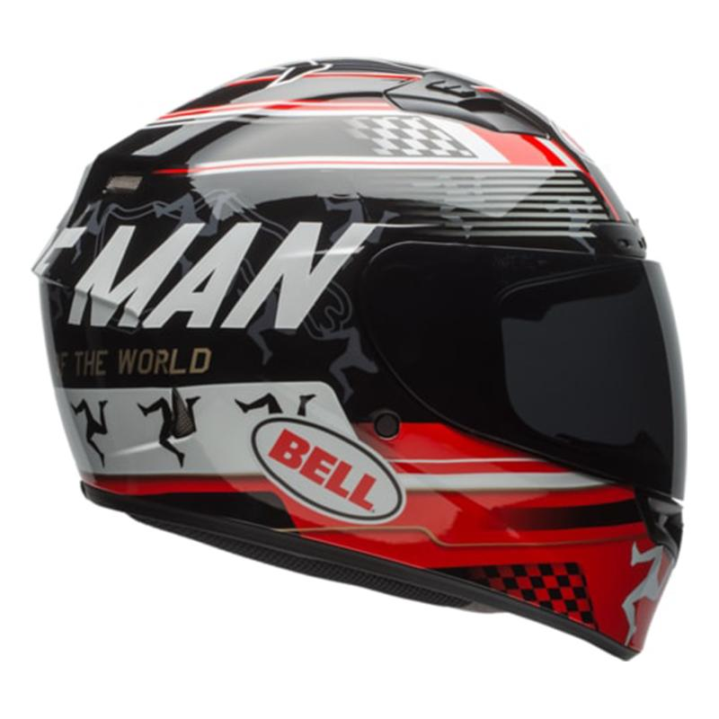 Bell Qualifier DLX Isle of Man Full Face Helmet