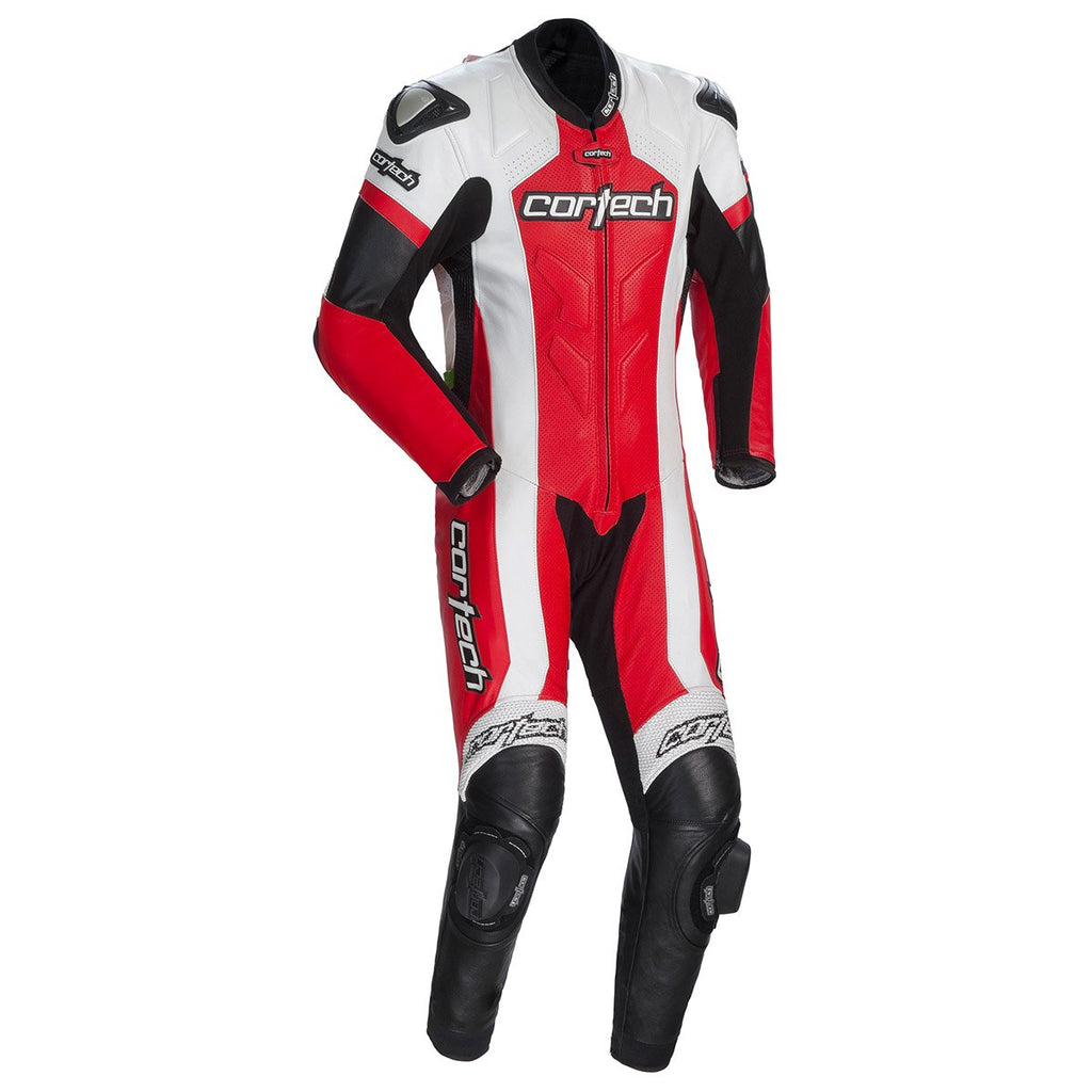 Cortech Adrenaline Leather One Piece Suit