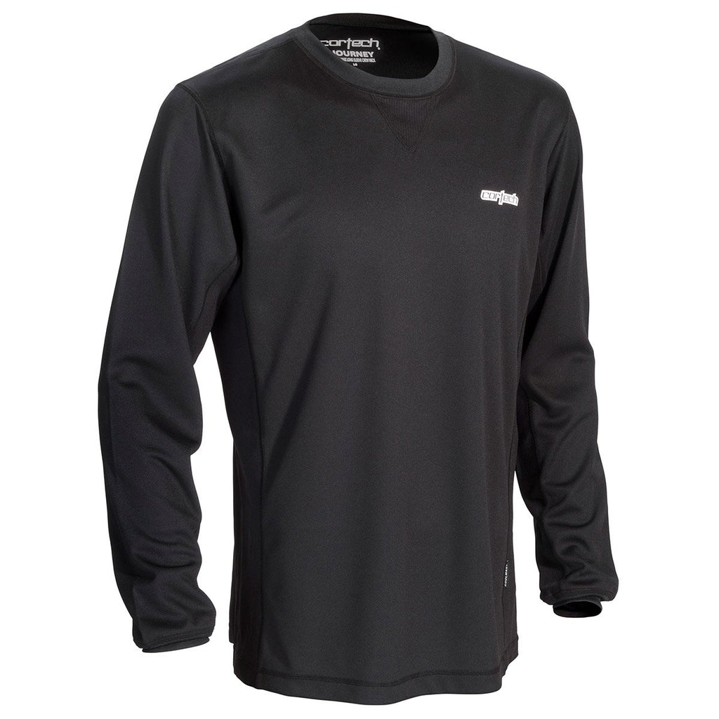 Cortech Journey Coolmax Crew Textile Baselayer
