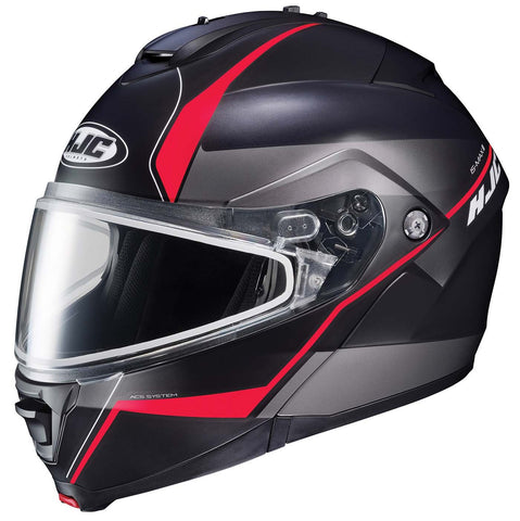 HJC Helmets IS-MAX II Mine Frameless Dual Lens Modular Snow Helmet