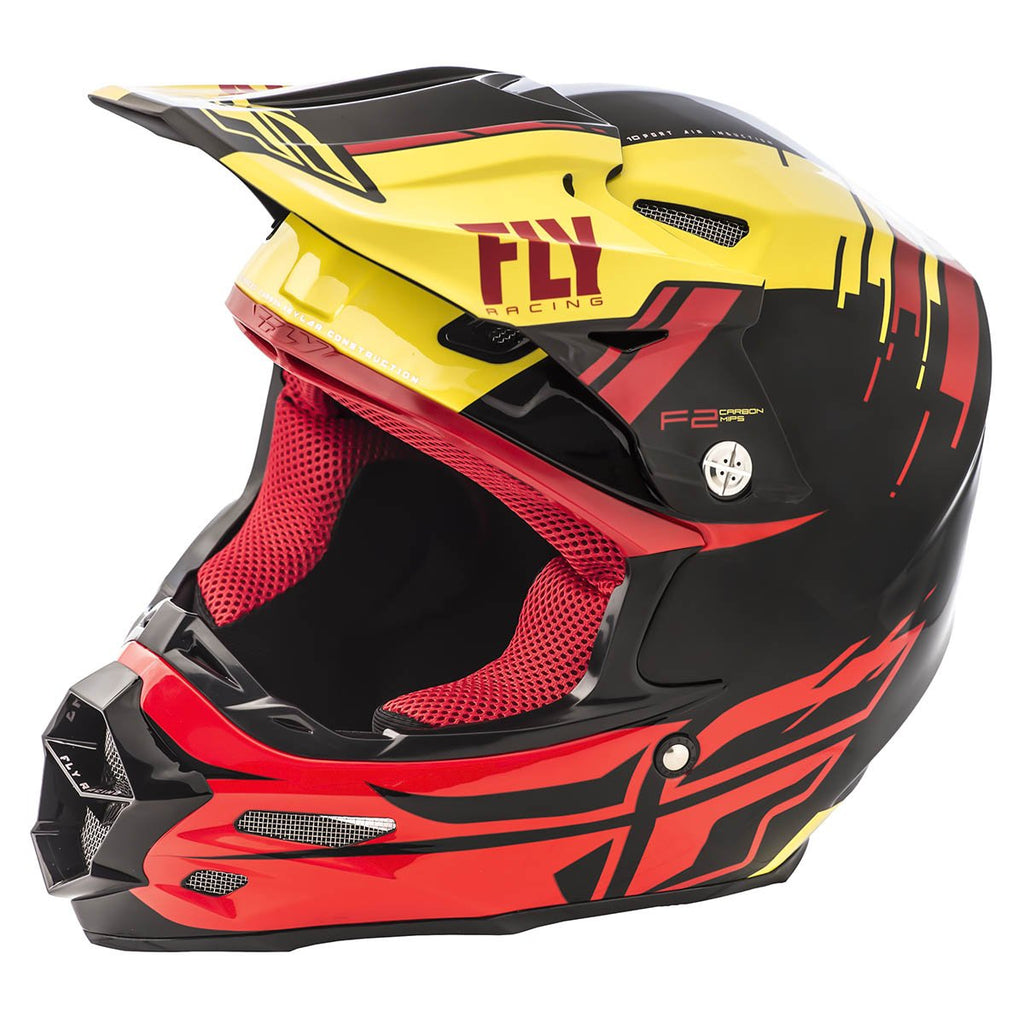 Fly Racing F2 Carbon Peick Replica Motocross Helmet