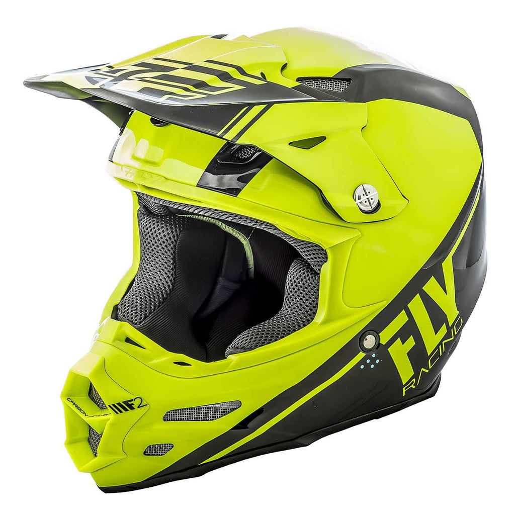 Fly Racing F2 Carbon Rewire Motocross Helmet