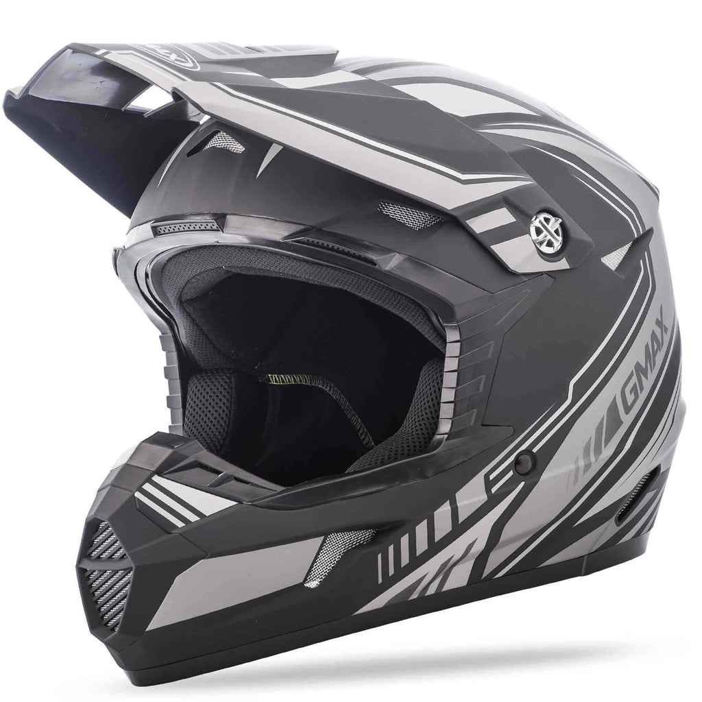 GMAX MX-46 Uncle Youth Motocross Helmet
