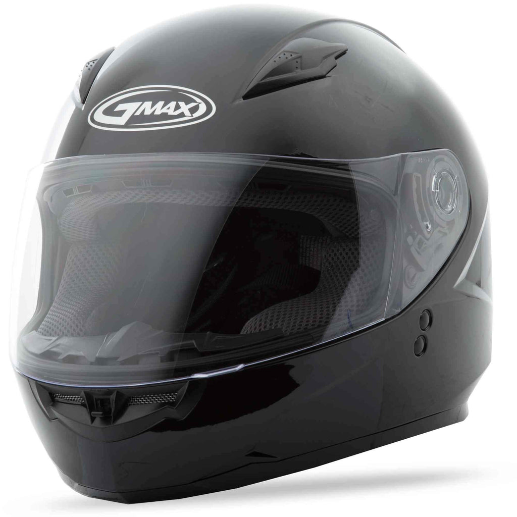 GMAX GM-49 Solid Youth Full Face Helmet