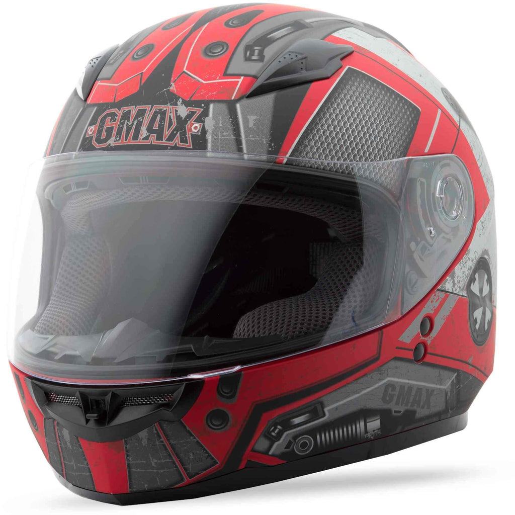 GMAX GM-49 Trooper Youth Full Face Helmet