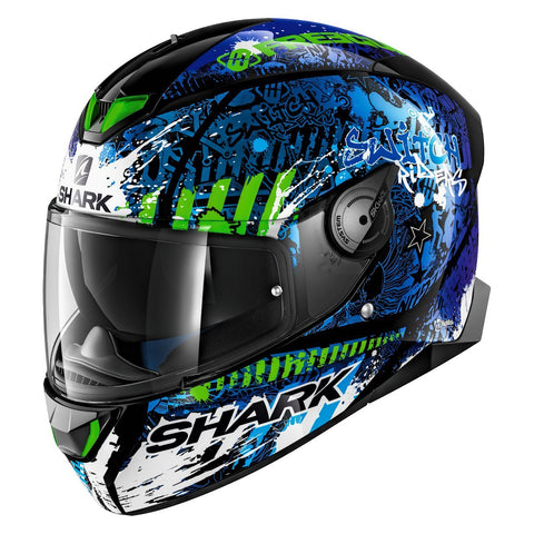 Shark Skwal 2 Switch Riders Helmet