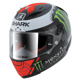 Shark RACE-R PRO Replica Lorenzo - Monster Matte 2017 Helmet
