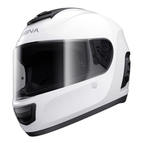 Sena Momentum INC Bluetooth-Integrated Full Face Helmet