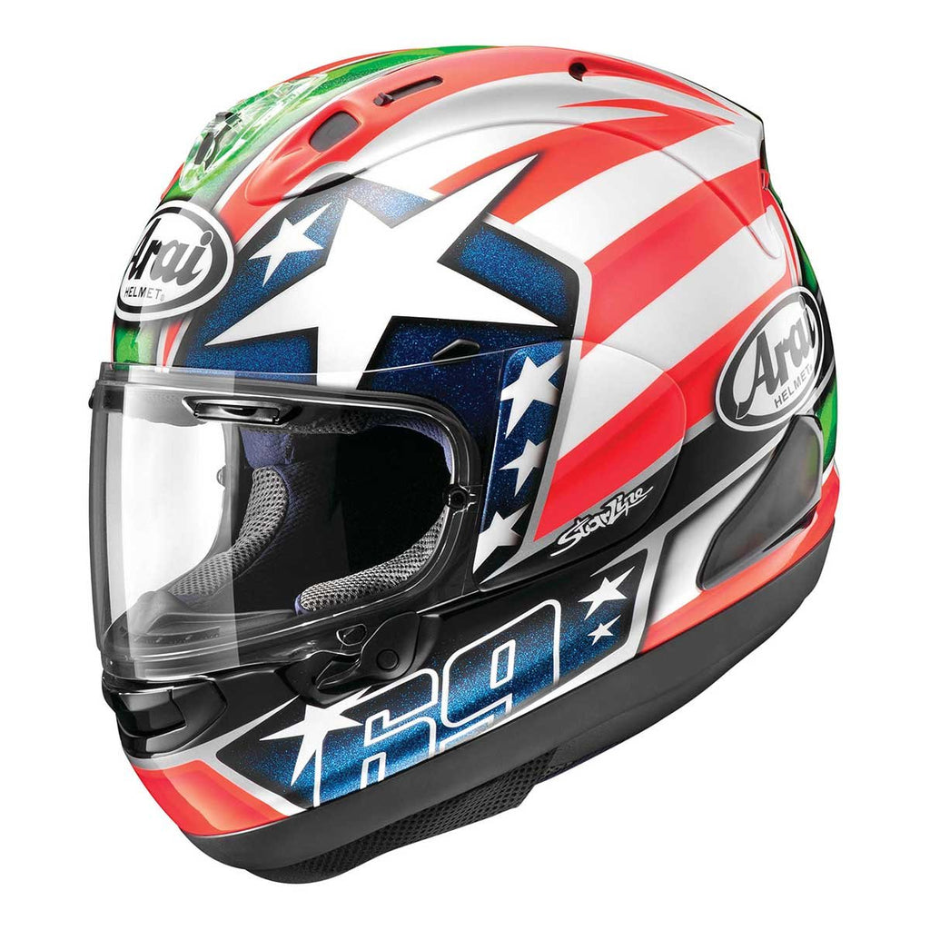 Arai Corsair X Nicky-6 Full Face Helmet