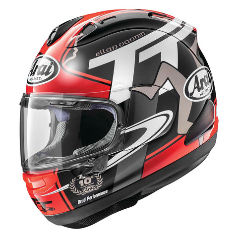 Arai Corsair-X IOM 2018 Full Face Helmet