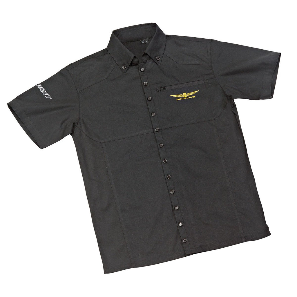 Honda Goldwing Staff Shirt Casual Wear