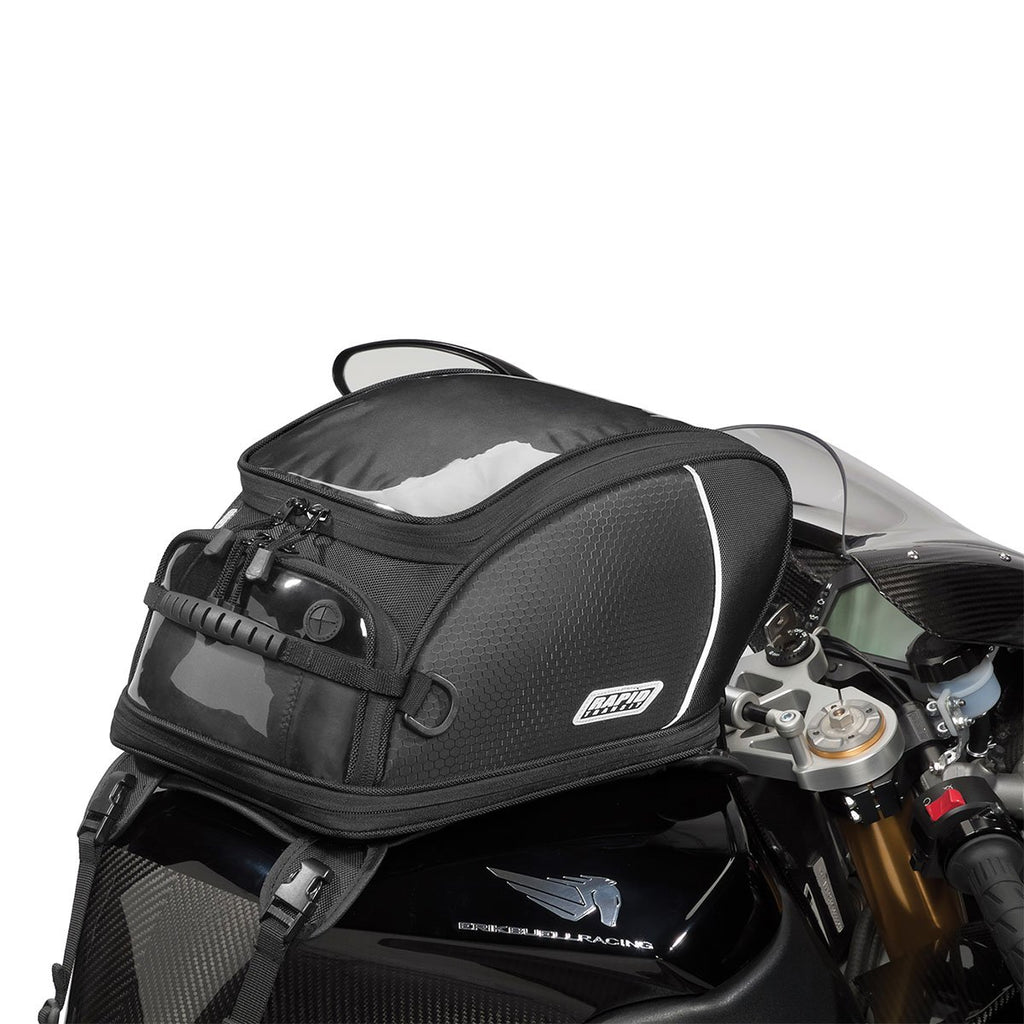 Rapid Transit Commuter Expandable Tank/Tail Bag Luggage