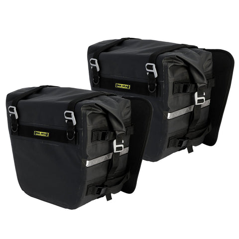 Nelson-Rigg Deluxe Adventure Dry Saddlebags (SE-3050) Luggage