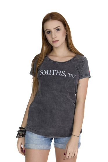 Camiseta Estonada Smiths Names