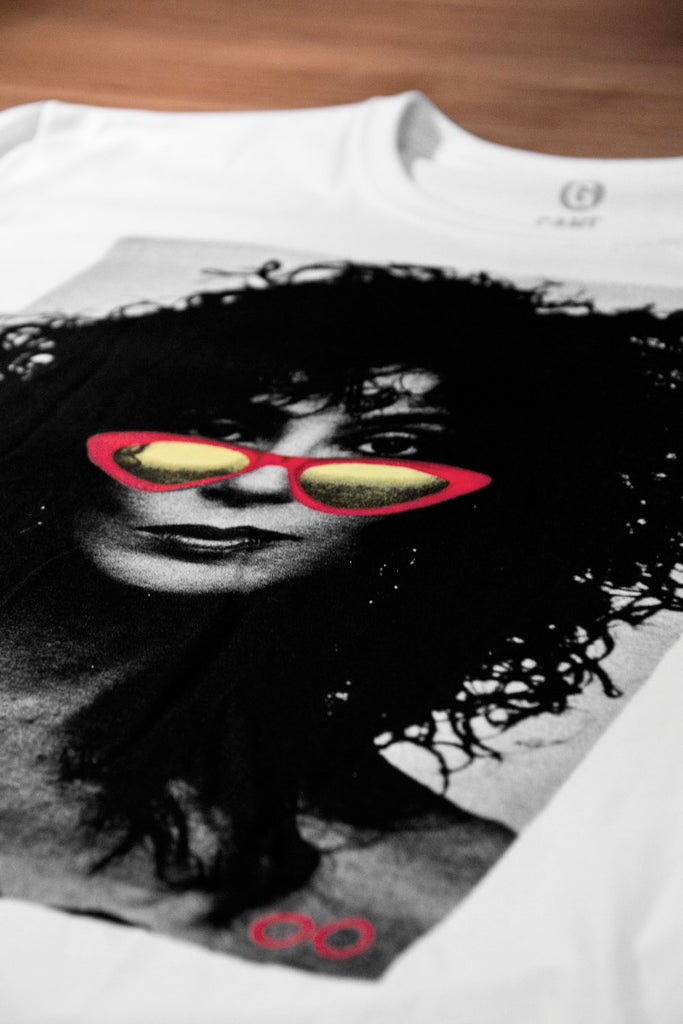 Camiseta Lost Portraits Cher