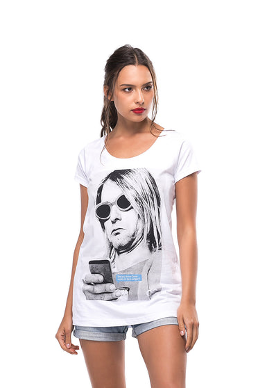 Camiseta Lost Portraits Kurt