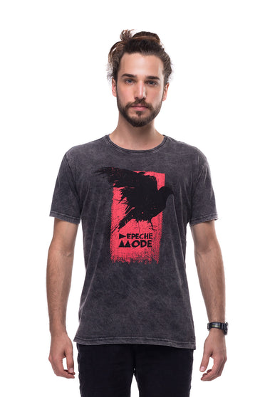 Camiseta Estonada Depeche Mode