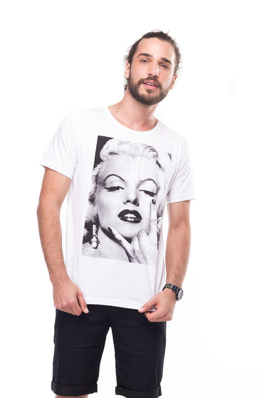 Camiseta Lost Portraits Marilyn Rock's