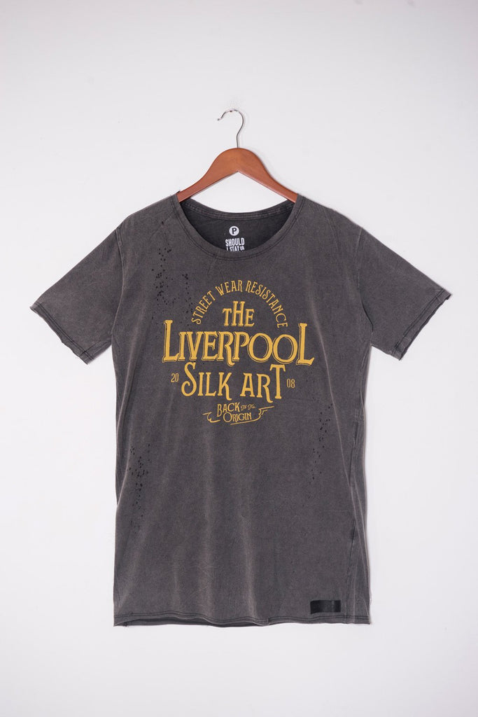 Long-T Estonada Liverpool Silk Art