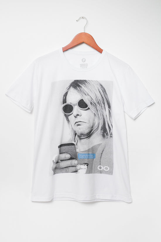 T-Shirt Lost Portraits Kurt