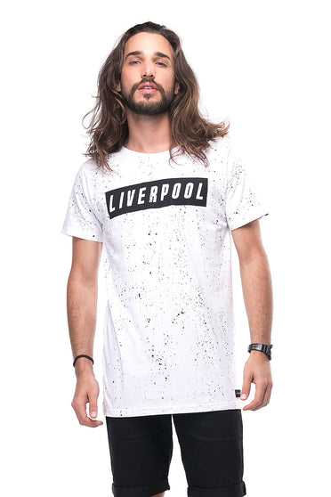 Long-T All Printed Liverpool Drops
