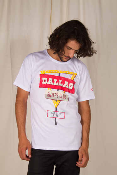 Camiseta Dallas Buyers Club