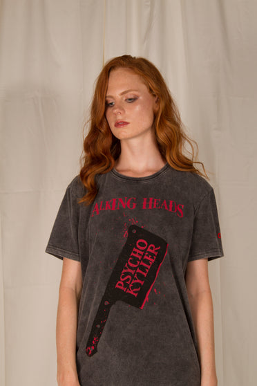 Camiseta Estonada The Talking Heads
