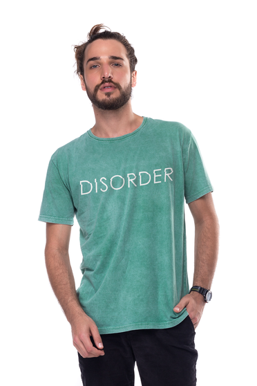 Camiseta Small Tee Disorder