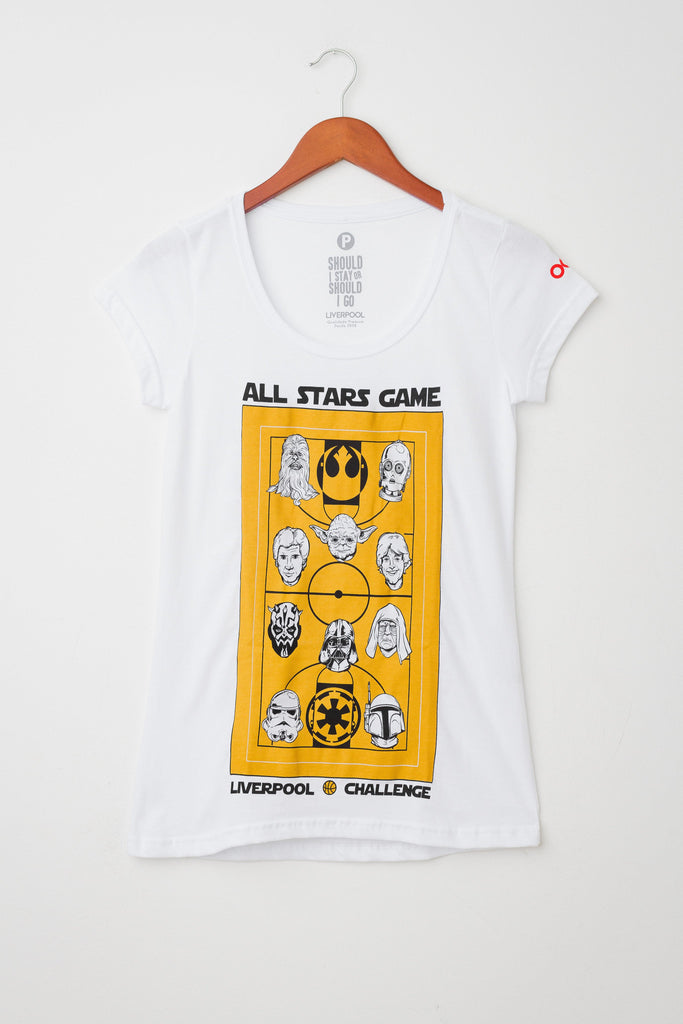 Camiseta All Stars Games