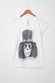 T-Shirt Skull Slash