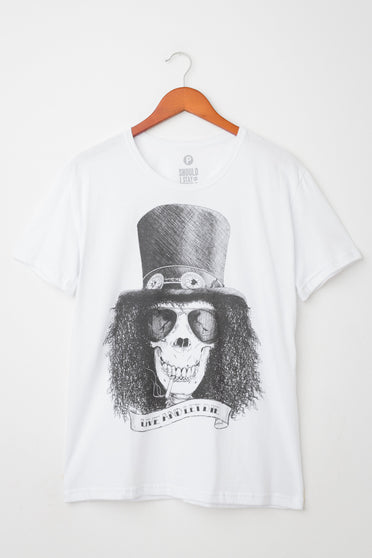 Camiseta Skull Slash