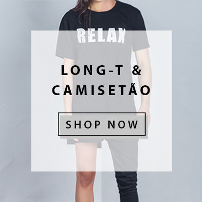 Long-T & Camisetão
