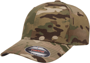 FLEXFIT® Multicam Cap #6277MC