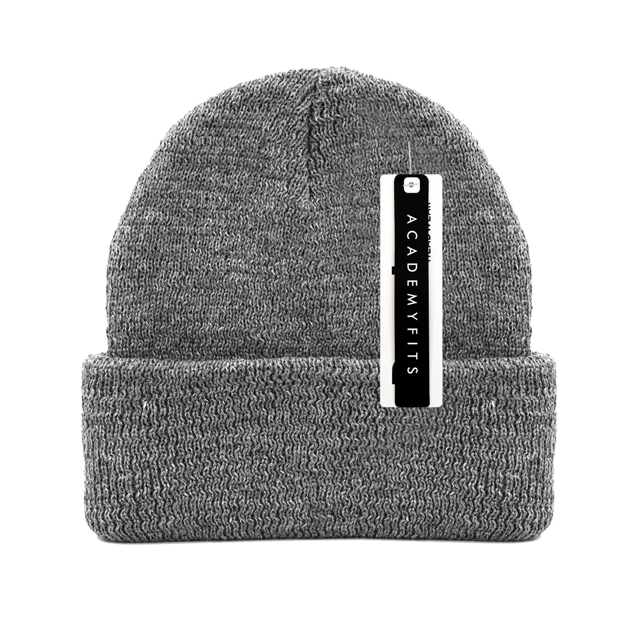 Premium Light Reflection Cuffed Beanie #6011LR