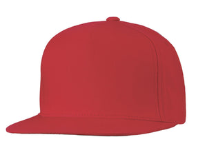Yupoong 5 Panel Cotton Twill Snapback #6007