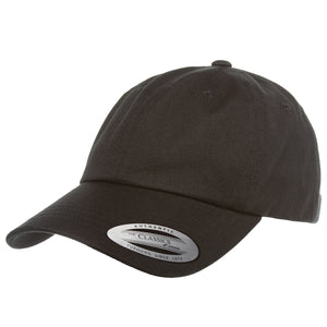 Yupoong Low Profile Cotton Dad Cap #6245