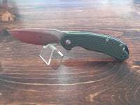 Steel Will Cutjack C22-1OD Green D2 Full Size