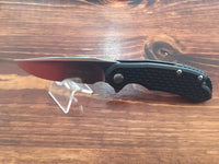 Steel Will Mini Cutjack D2 Black FRN