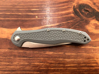 Steel Will Intrigue D2 Mini Gray SMGF45M14