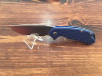 Steel Will Mini Cutjack D2 Blue FRN