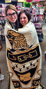 Afghan Blanket- Sorority