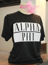 Sorority Block Shirt