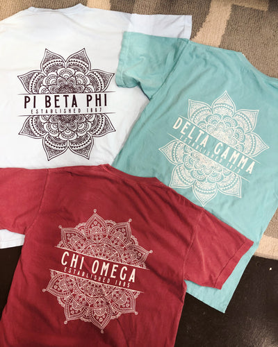 Sorority Boho T-Shirt