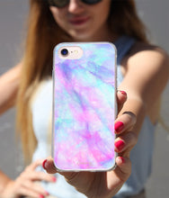 Iridescent Crystal iPhone Cover