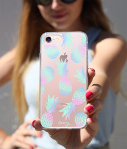 Pineapple Breeze iPhone Cover