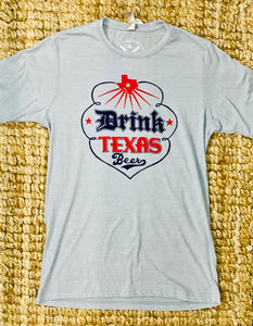 """Drink Texas Beer"" tee"